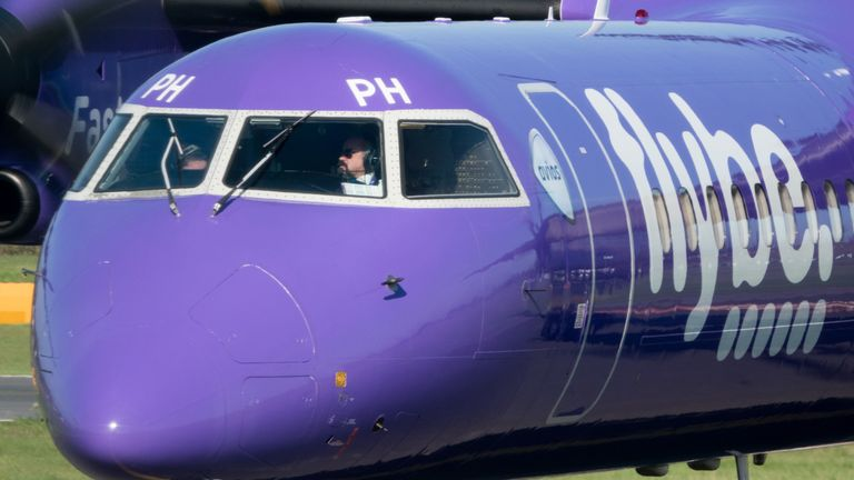 Flybe is Europe's biggest regional airline and one of Britain's best-known aviation brands