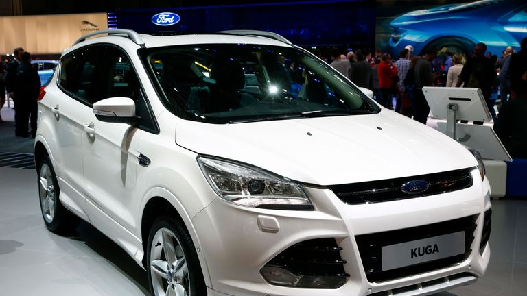 Ford needs to improve its Kuga to compete in the lucrative SUV segment