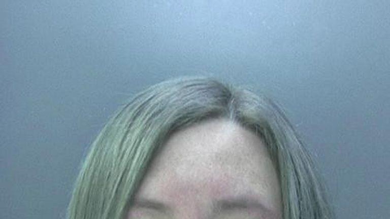 Gemma Farr. Pic: West Midlands Police