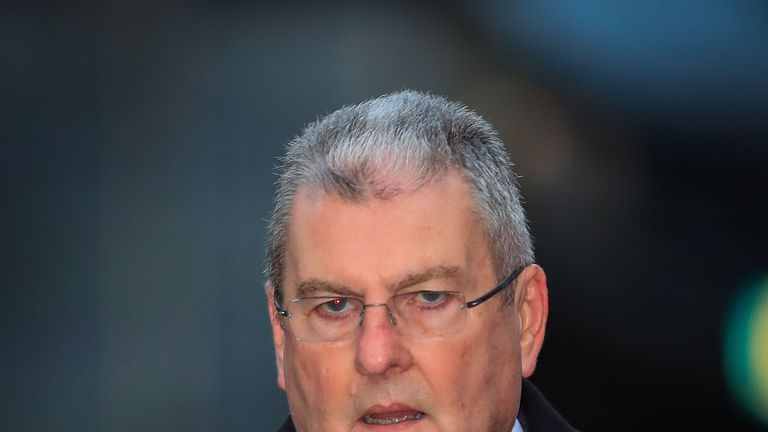 Former Sheffield Wednesday club secretary Graham Mackrell