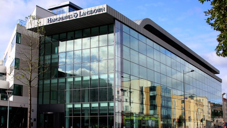 Hargreaves Lansdown is based in Bristol. Pic: HL