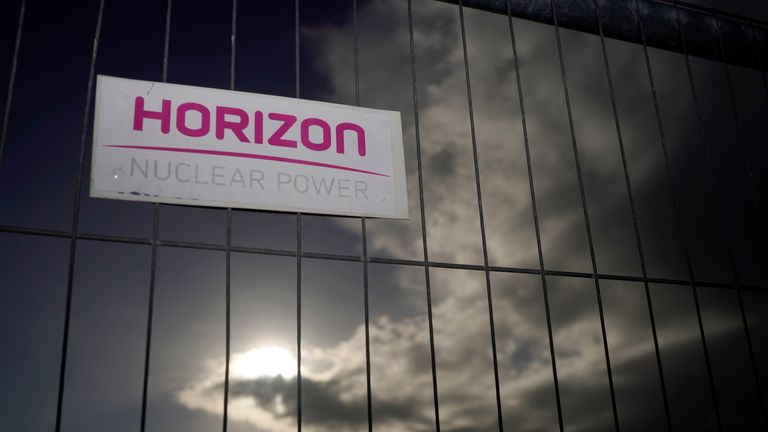 Horizon is the UK subsidiary of Hitachi behind the Wylfa project