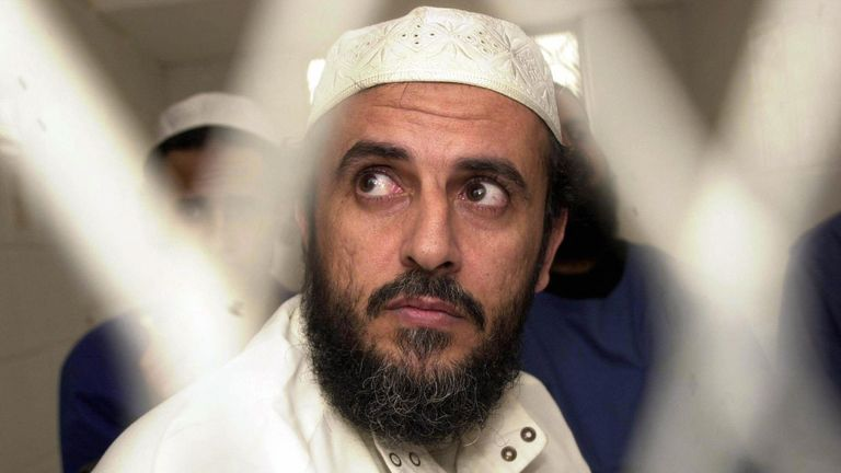 Jamal al Badawi, the suspected mastermind of the attack on USS Cole