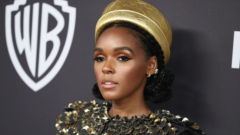 4feab65b18be6e Janelle Monae has been nominated for two Grammys this year