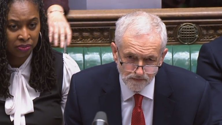 Jeremy Corbyn is under pressure to back a second EU referendum