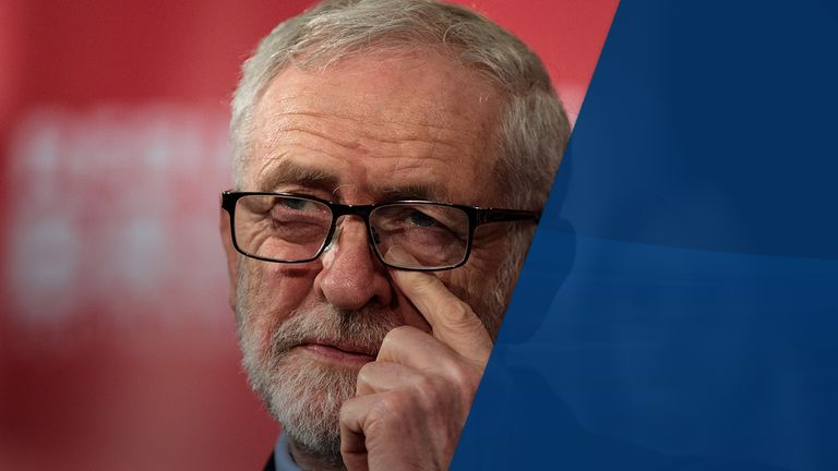 Jeremy Corbyn has so far refused to back a second referendum