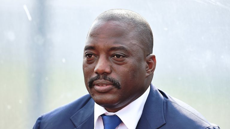 Joseph Kabila is stepping aside after 18 years