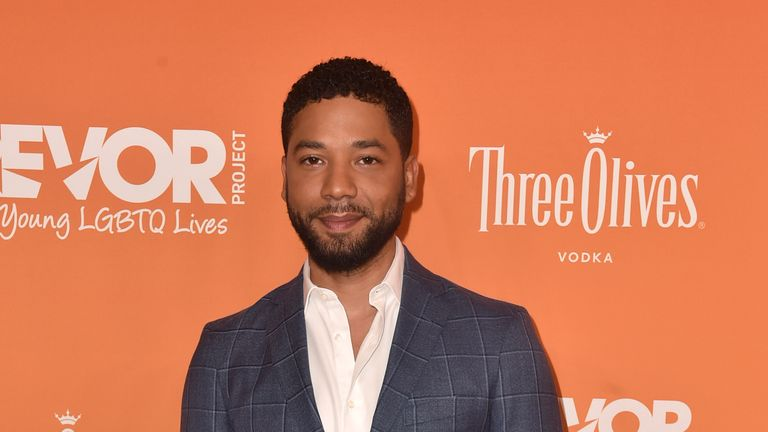 Jussie Smollett is said to be in 'good condition' despite the alleged assault