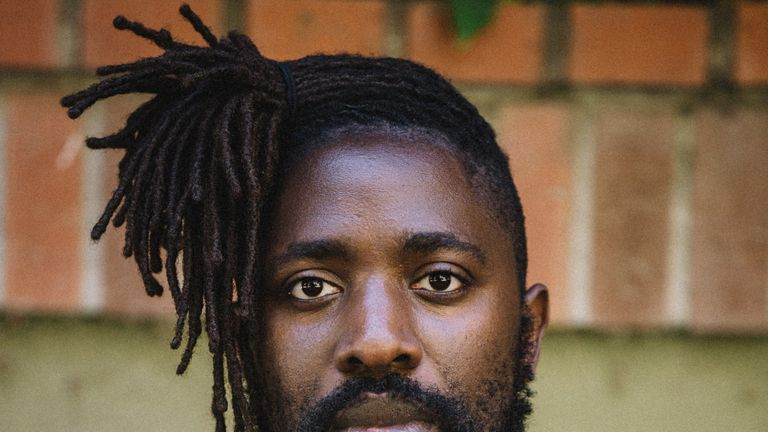 Kele Okereke (Bloc Party) has written a musical, Leave To Remain. Pic: Rachael Wright