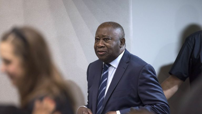 Laurent Gbagbo is set to walk free after the ruling