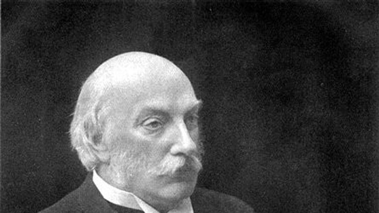 Lord Rayleigh discovered how light is scattered in the atmosphere