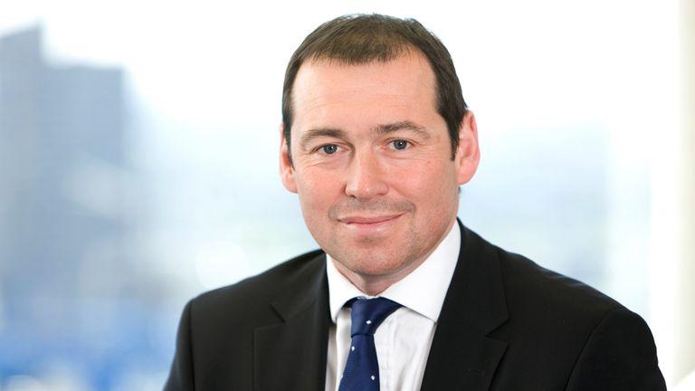 Mark Hodges, MD British Gas