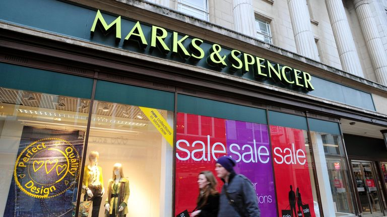 M&S in Hull is one of the stores that will close