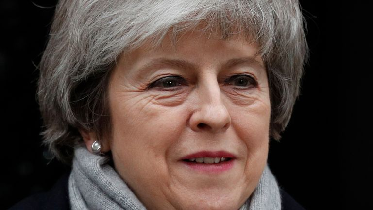 Theresa May could be heading for another Commons defeat