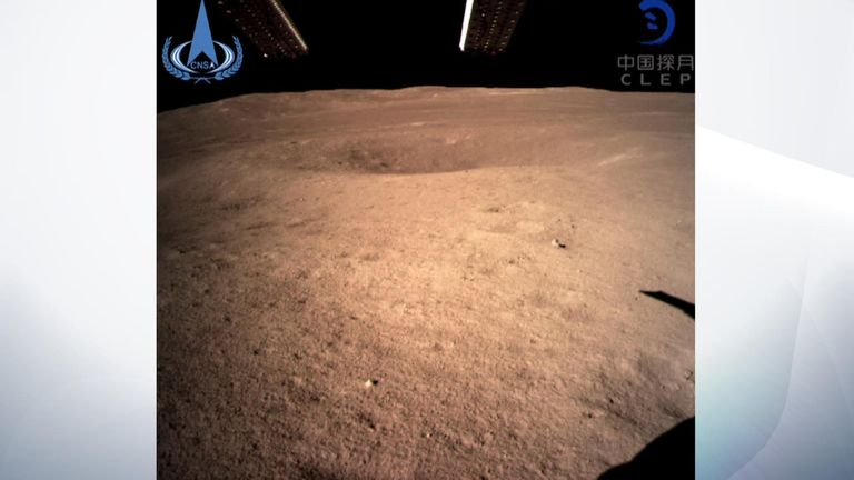 The far side of the moon is relatively unexplored and the ambitious mission signals China's intention to become a space power.