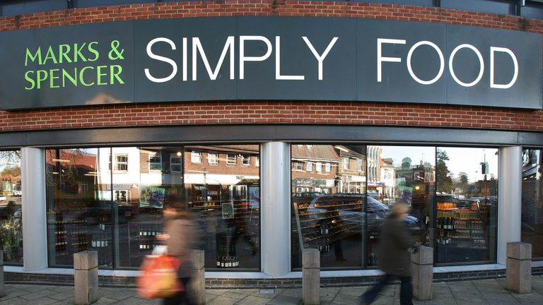 M&S will trial 90 items of loose fruit and vegetables at a London store