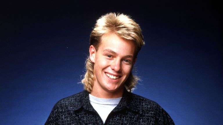 Jason Donovan later took over the role in the Australian soap