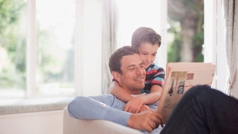 Weekend newspapers are more popular than weekdays