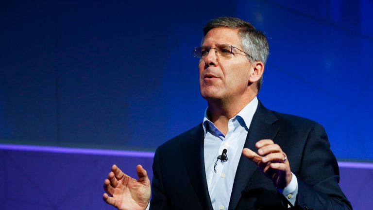 Bob Moritz says there are signs of weakening confidence