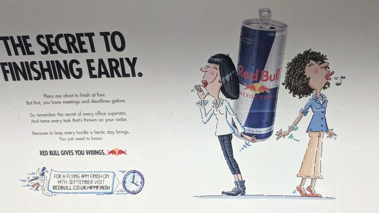 ASA bans Red Bull ad