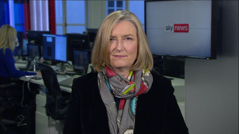 """Conservative MP has told Sky News that a People's Vote would not be a """"democratic outrage"""""""
