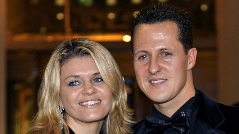 Michael Schumacher's family urged his fans to celebrate his birthday