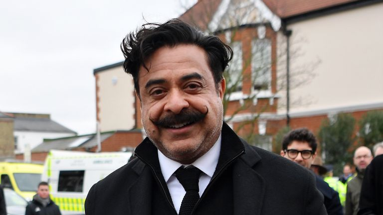 Tony Khan is the son of the club's owner Shahid Khan, pictured