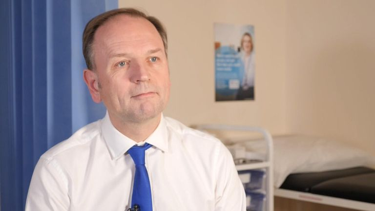 Simon Stevens said the changes should provide alternative routes to treatment and free up GPs