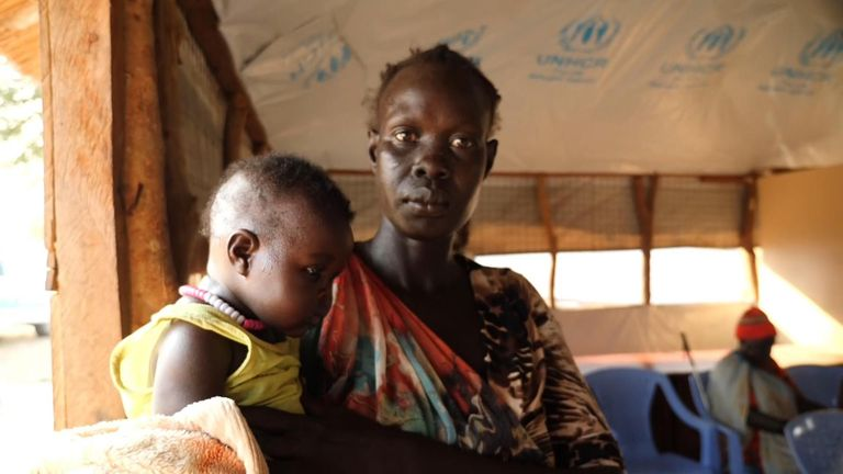 In August 2018, a ceasefire was signed in the bloody South Sudan civil war. Despite this, thousands remain in camps, too scared to return home.