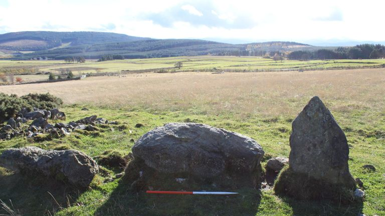 A stone circle thought to be thousands of years old that has turned out to be a lot more modern, after a former farm owner admitted to building the replica in the 1990s