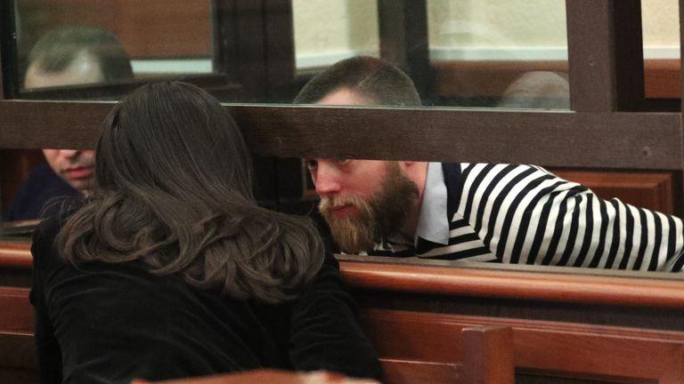 Jack Shepherd: Speedboat killer gives false address in Tbilisi court hearing