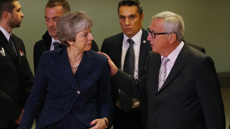 One participant said the deal negotiated by Mrs May was shaping up to be 'the messiest divorce ever'