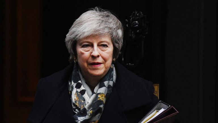 Theresa May is hoping to win over the DUP with a series of pledges