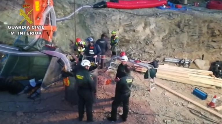 Body of missing toddler found in well