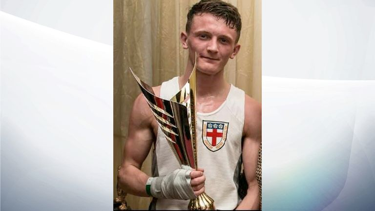 A man has been arrested over the murder of boxer Tom Bell