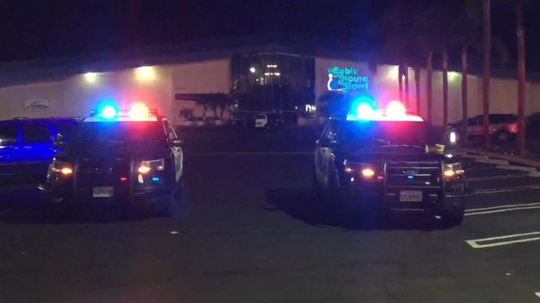 Officers responded to 'reports of shots fired with multiple victims down' at Gable House Bowl in Torrance