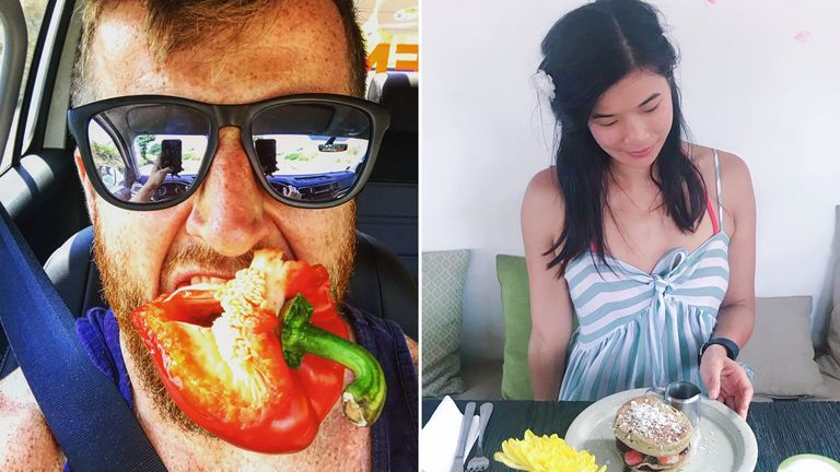 Ben Coomber and Debbie Choi went vegan for a month