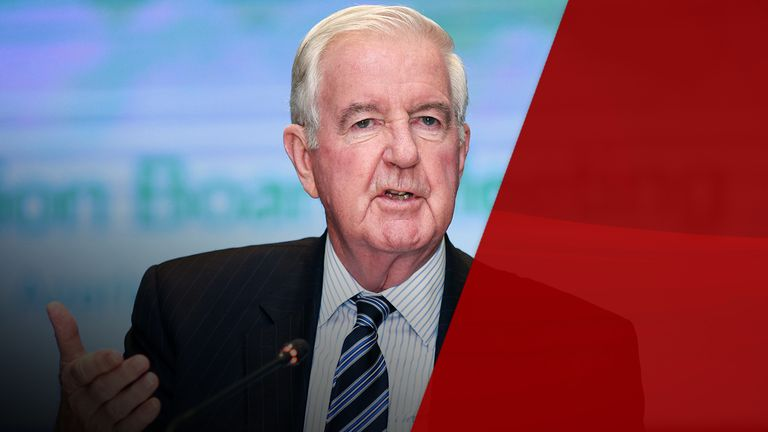WADA president Craig Reedie said retrieving the data was a 'major breakthrough for clean sport'