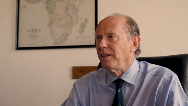 Former MP David Coltart thinks the authorities hand over Bulawayo to thugs