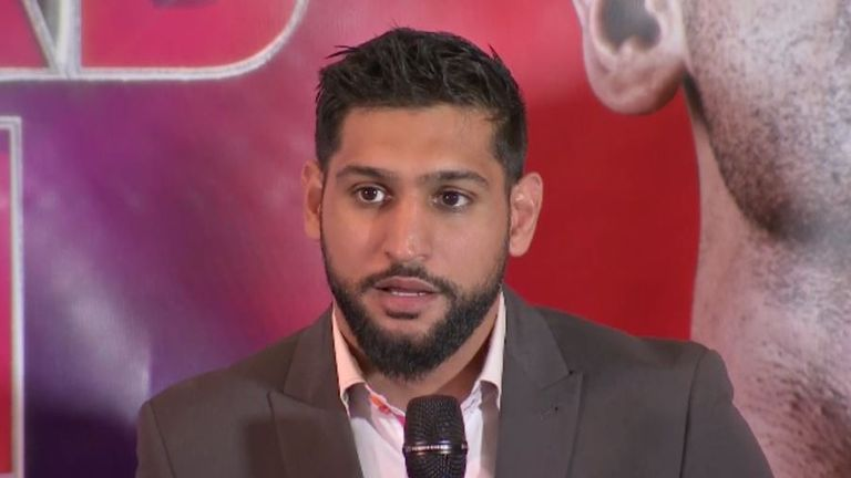 Amir Khan says he could not turn down Terence Crawford fight but Kell Brook battle can still happen | Boxing News |