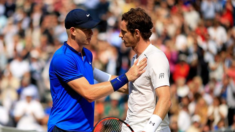 Andy Murray perhaps Great Britain's greatest ever sportsman, says Kyle Edmund | Tennis News |