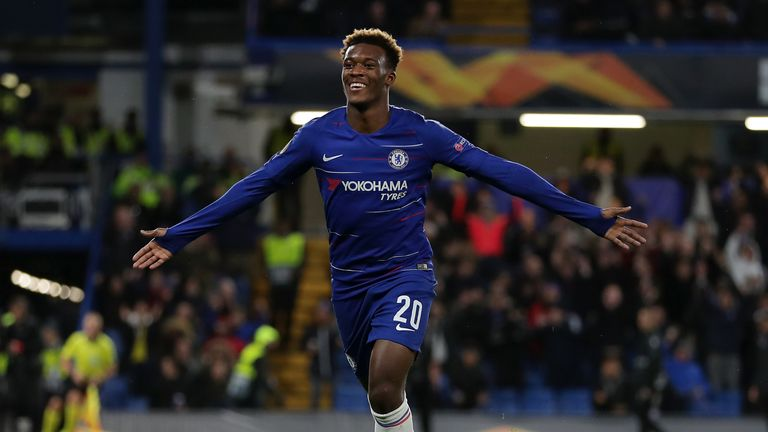 Image result for hudson-odoi