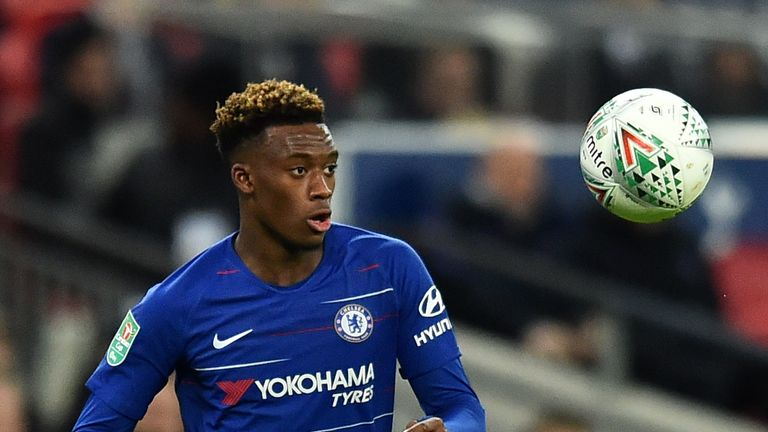 Chelsea 'want Callum Hudson-Odoi buy-back clause'