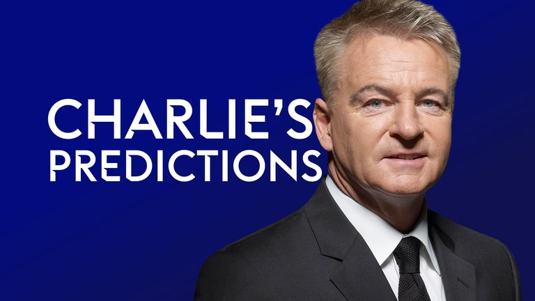 Charlie's Predictions