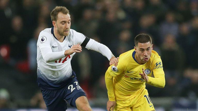 Transfer Talk: Christian Eriksen is Real Madrid's number one transfer target   Football News  