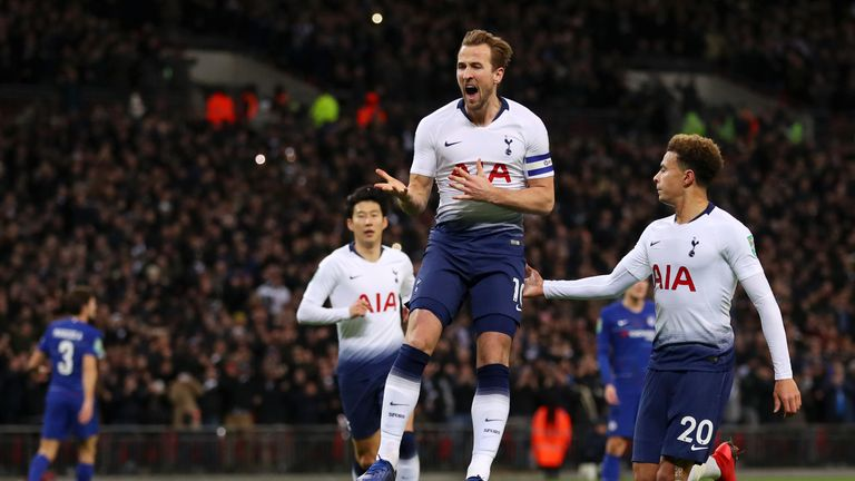 Tottenham Have to Level Up in the Champions League