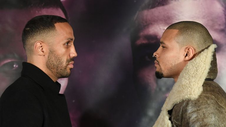 DeGale vs Eubank Jr: James DeGale promises to win 'retirement fight' against Chris Eubank Jr | Boxing News |