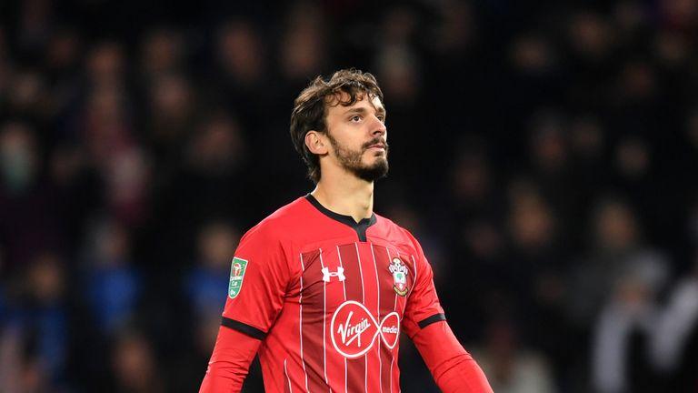 Southampton's Manolo Gabbiadini joins Sampdoria for undisclosed fee