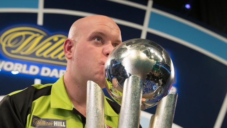 Wayne Mardle and John Part believe Van Gerwen's win in the final could start a period of domination in the sport for the Dutchman