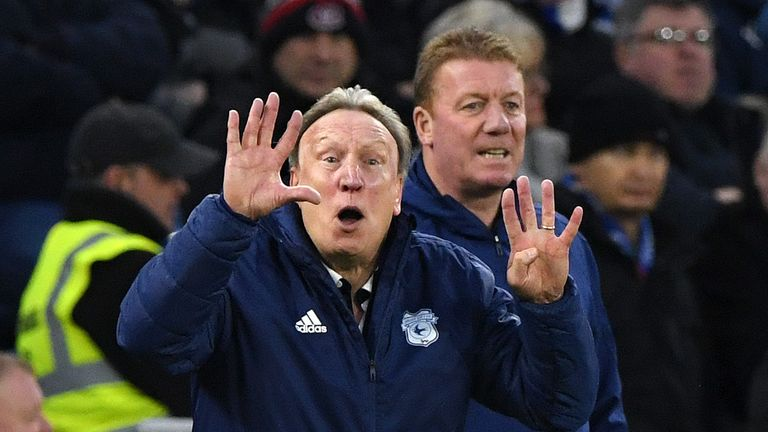 Cardiff City distance themselves from Neil Warnock's comments on Brexit